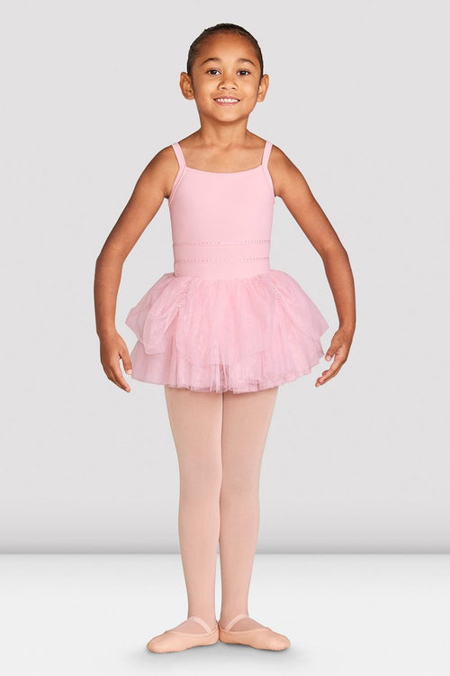 Bloch Girls Hattie Diamante Trim Tutu - CR5521