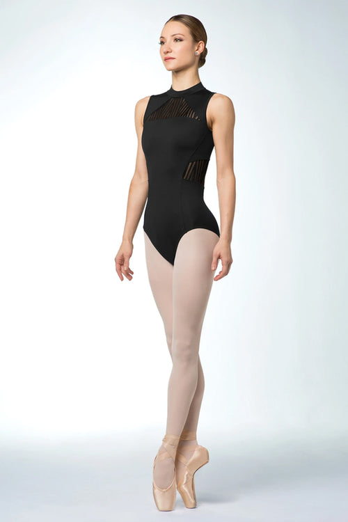 Bloch Ladies Kiana High Neck Leotard - L4845