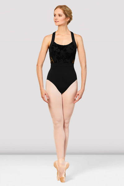 Bloch Ladies Sabel Wide Strap Leotard - L7885