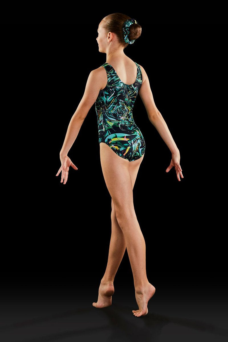 Bloch Gymnastics (Dynami) Techno Girls Leotard - GB173C