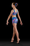 Bloch Gymnastics (Dynami) Wild One Girls Shorts - GB180C