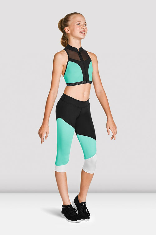 Bloch Girls Capri Leggings - FP5208C