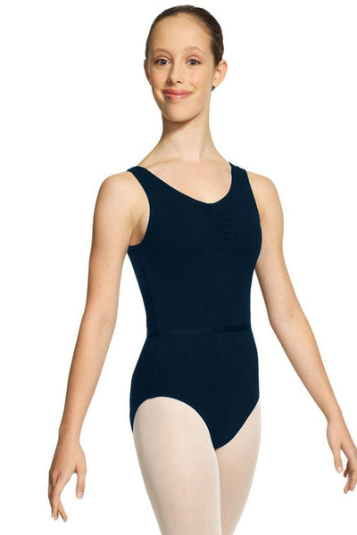 Mondor Pinch Front Tank Royal Academy of Dance Adult Leotard - MD3546L