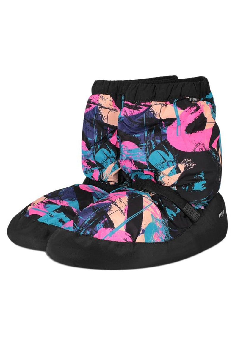 Bloch Limited Edition Adult Warm Up Booties - IM009P