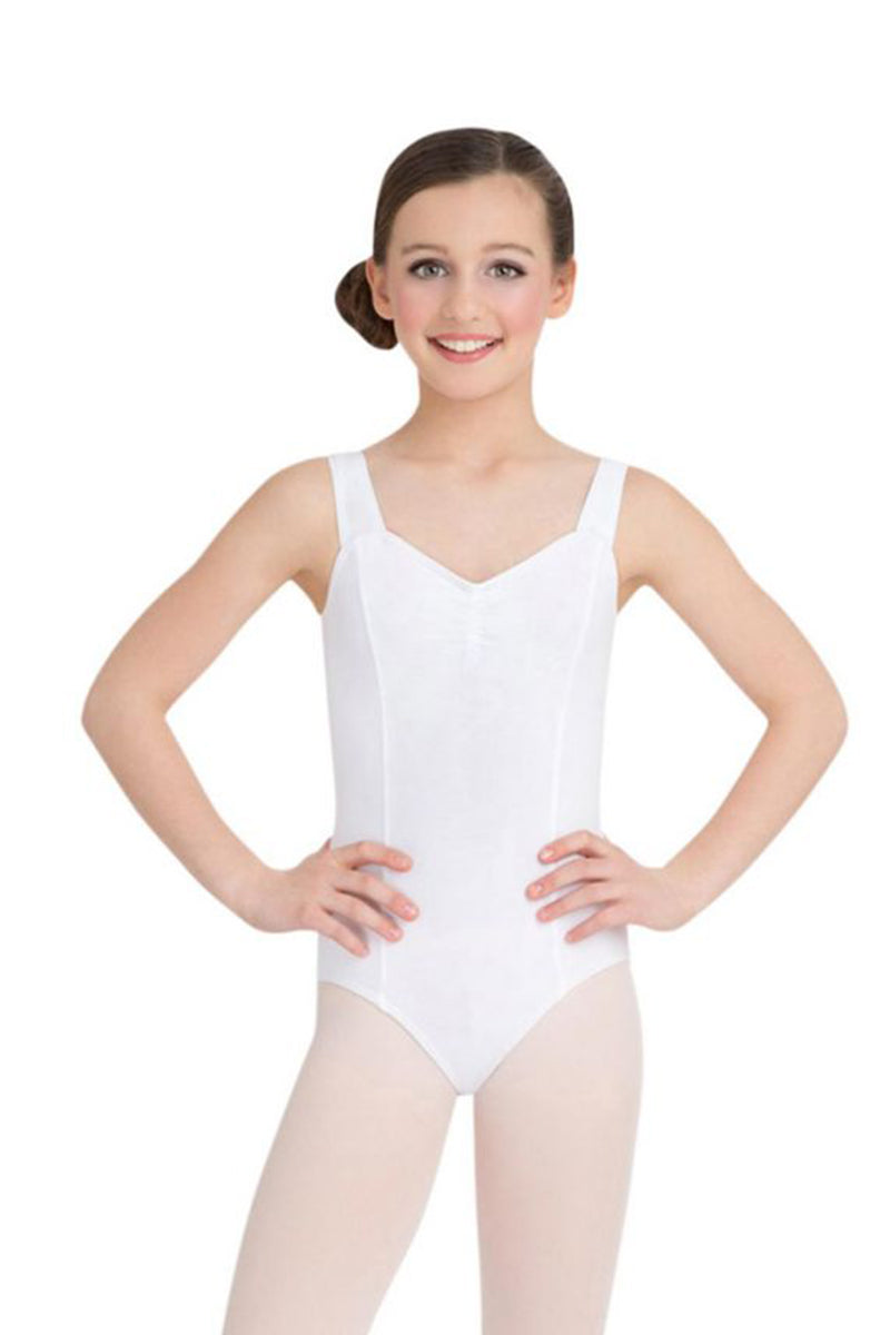 Capezio Girls Princess Tank Leotard - CC202C