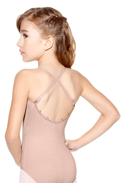 SoDanca Child Camisole Cotton Bodyliner - D245