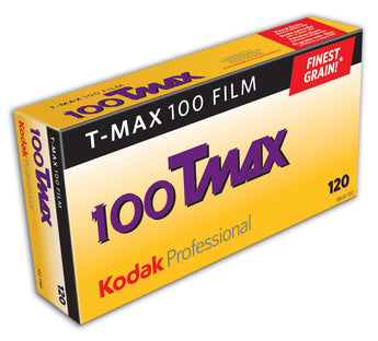 Tmax 100, 120 Pro Pack (5 Rolls) - Short Dated (Exp. 03/20-06/20)