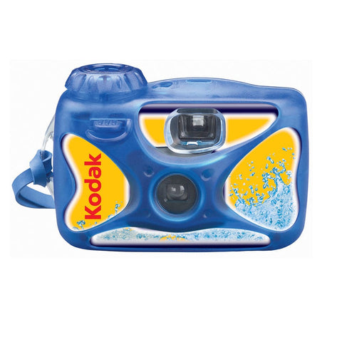Waterproof Sport 35mm Single-Use Film Camera