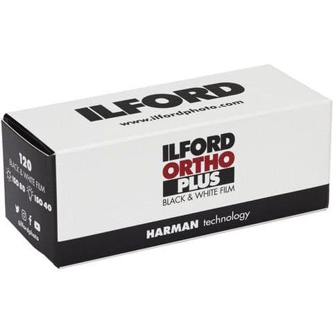 Ortho B&W Film, 120 Roll