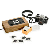 Sunray Box III Panorama + 135, 120 & 4x5 Negative/Slide Holders (Camera Scanning Starter Kit) - Lightbox For Slide & Negative Film Scans