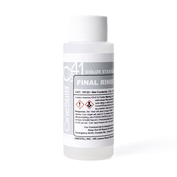 "Cs41 ""Color Stabilizer"" Final Rinse Bath, 2oz to Make 1000ml"