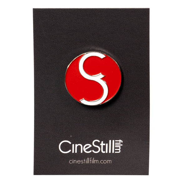 CineStill Icon Enamel Pin
