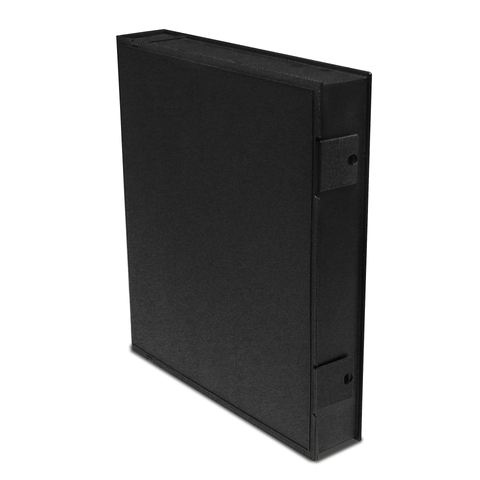 "Archival 3-Ring Binder 1.5"" Black"