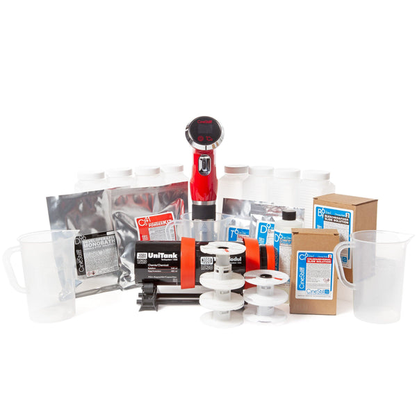 JOBO TRIO (processes up to 6 rolls of 120/135) Complete Film Processing Kit