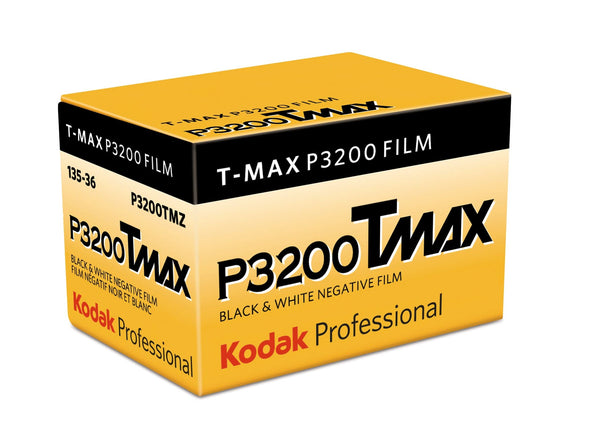 TMax P3200 TMZ 35mm is Back! 35mm 135/36exp. (ISO 3200)