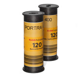 Portra 400, 120 Pro Pack (5 Rolls)