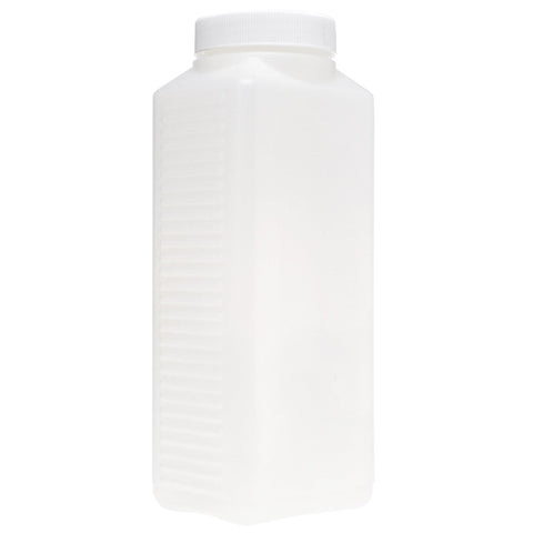 °Cs Wide-Mouth Plastic Chemical Bottle, 1000ml