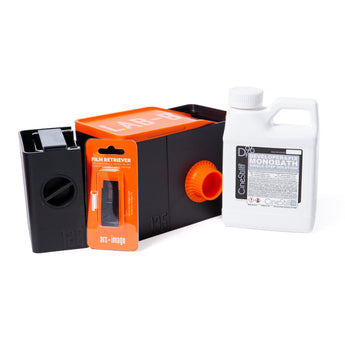 LAB-BOX MULTI-FORMAT (35mm/120) Daylight Film Processing Starter Kit