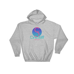 Still Silver Hooded Sweatshirt