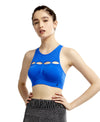 Energized Slogan Sports Bra 206-2285