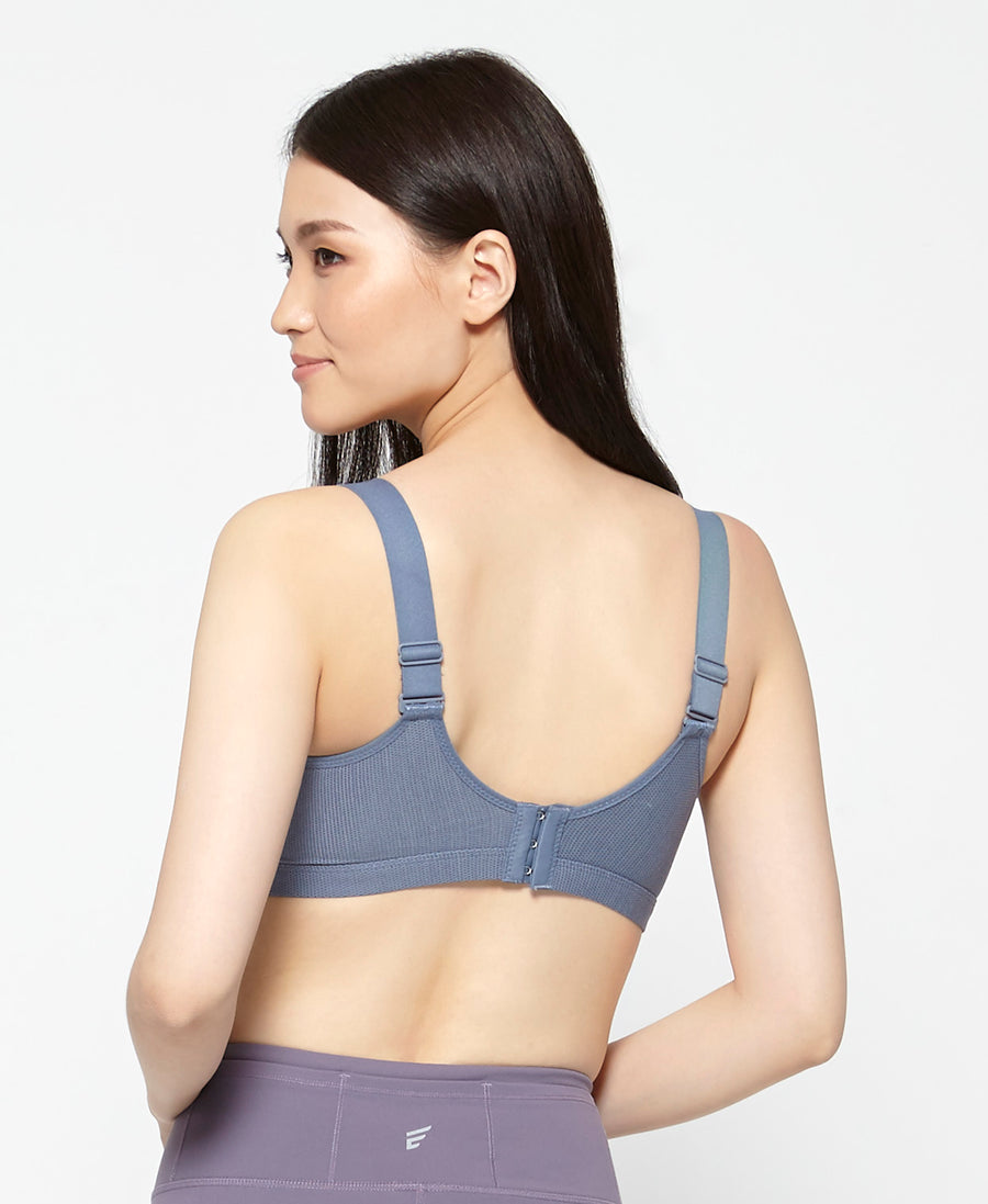 Energized Tonal Block Sports Bra 206-2377C