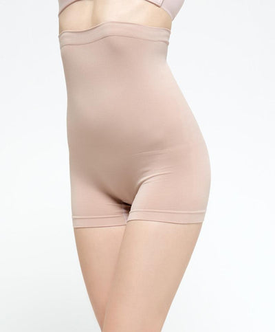 Anti-Slip Seamless Shaper Shorts 500-110092