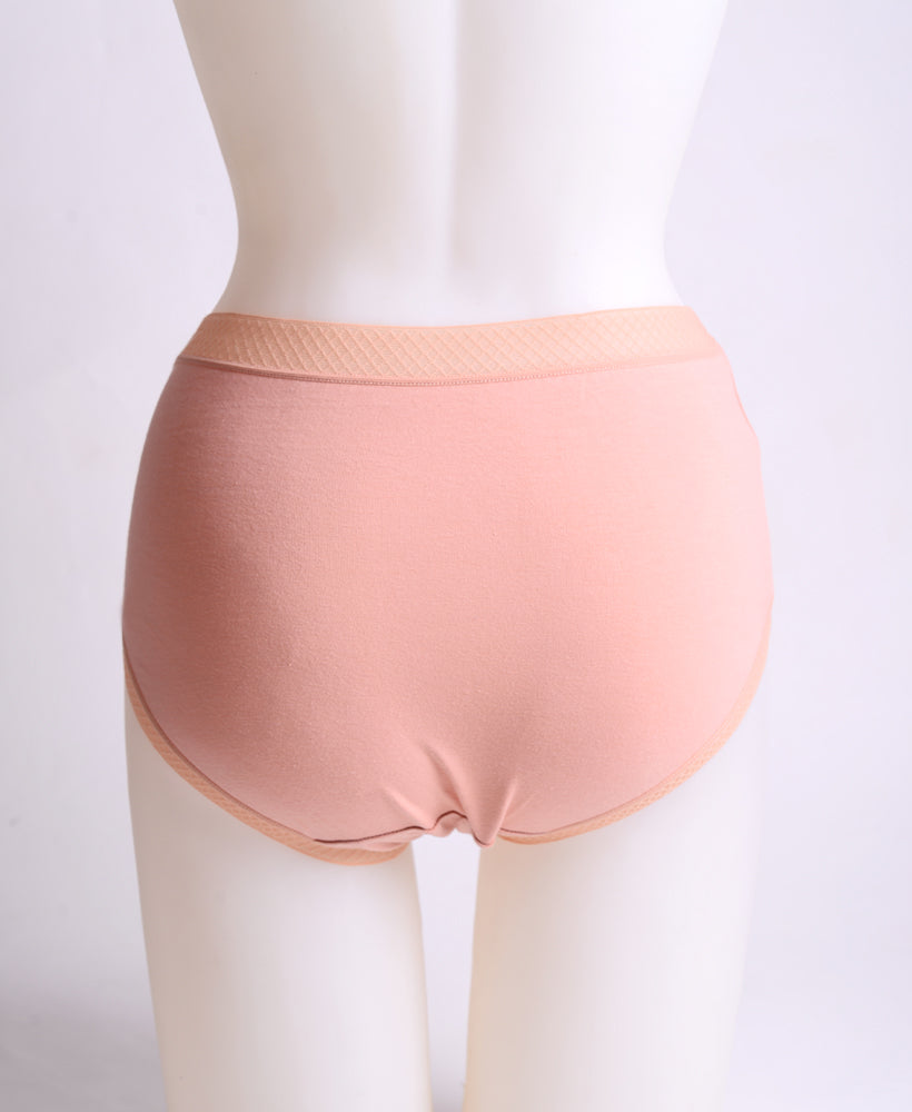 Comfort High-waist Cotton Panty 502-6677C