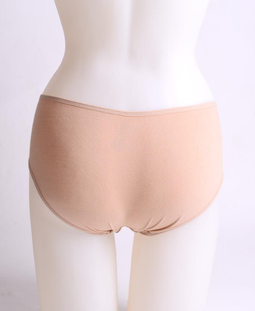 Breathable Midi Panty 502-6738C