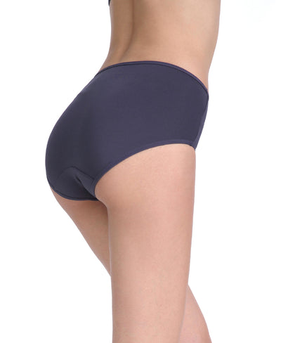 Smooth Microfibre High Waist Panty 502-6829C