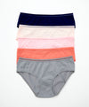 Dusk Light Comfort Cotton Packaging Boxshorts Panties 505-6666