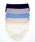 Nature Blues Comfort Cotton Packaging High Waist Panties 505-6667