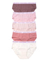 Muted Monday Comfort Boxshorts Cotton Panties 505-6780