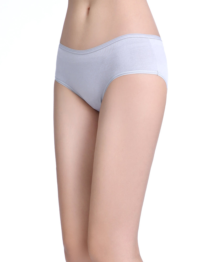 Unbleached Comfort Cotton Packaging Boxshorts Panties 505-6715