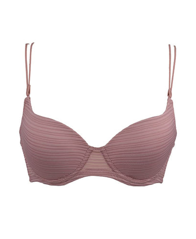 Stripe Essential Bra 609-61451
