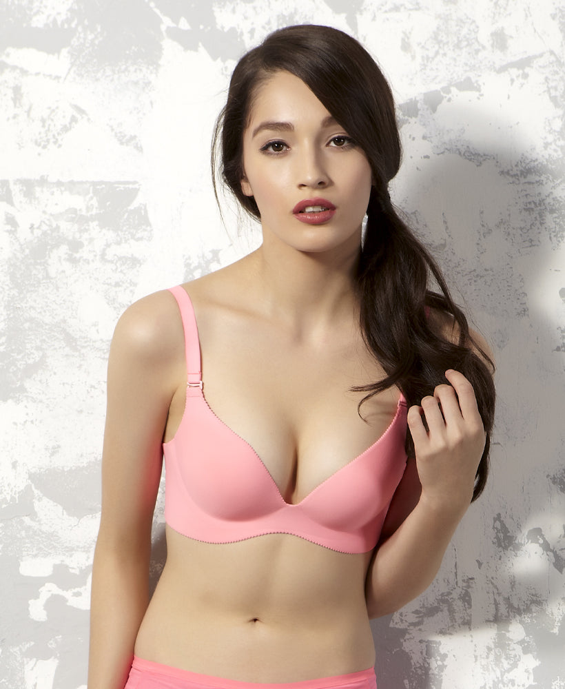 Smooth Touch Basics Bra 609-61855