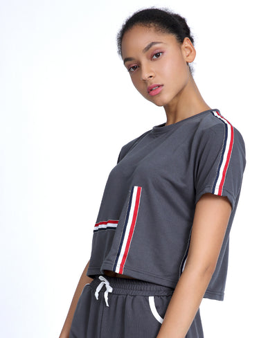 Energized Athlete Crop Top 801-000035