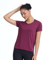 Energized Casual V-Neck Tee 801-000041