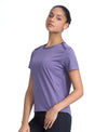 Energized Casual Round Neck Tee 801-000042