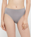 Seamless High-Waist Midi Panty 509-6301