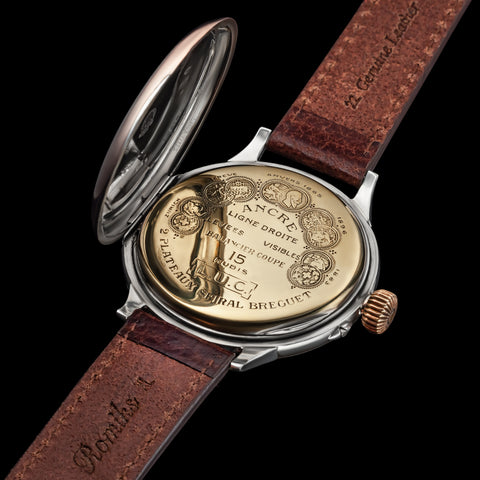 original Louis-Ulysse Chopard dated from 1900s
