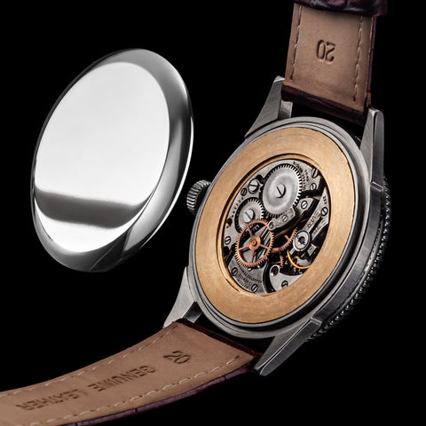 original ULYSSE NARDIN watch movement