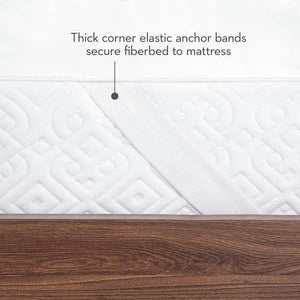 queen mattress topper down