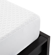 Load image into Gallery viewer, mattress protector with cooling gel