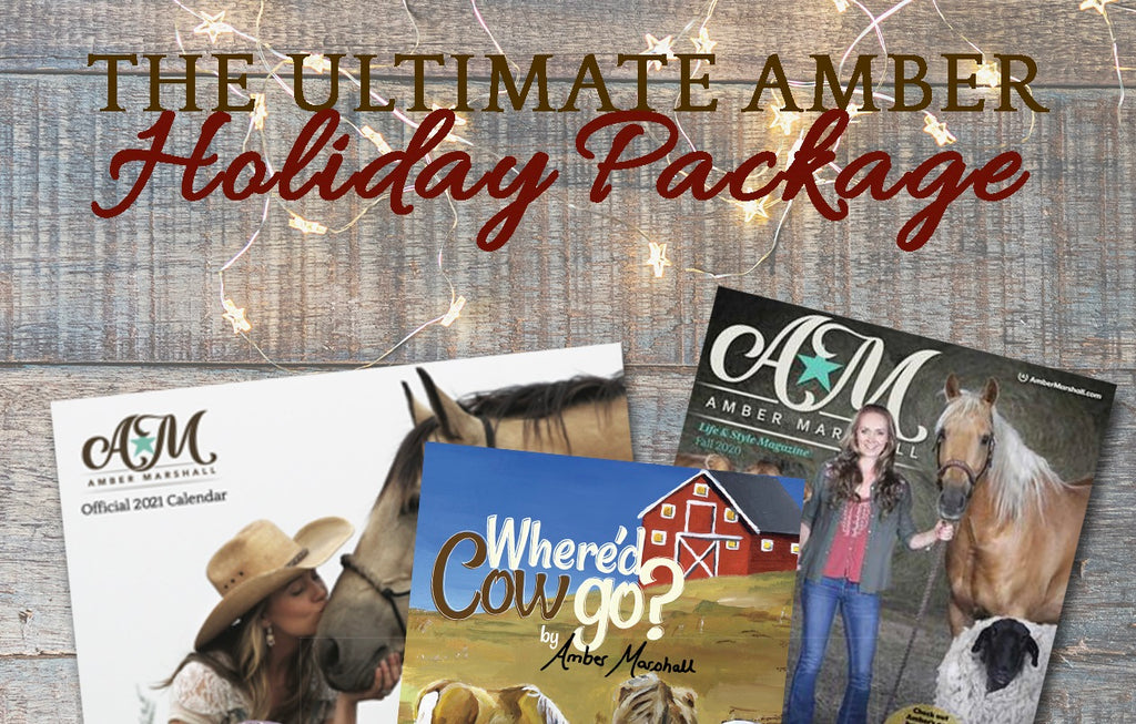 The Ultimate Amber Holiday Package