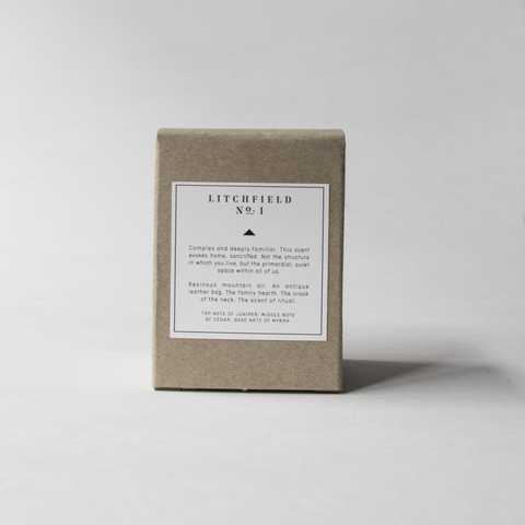 Litchfield No. 1 Scented Candle