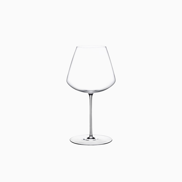 Stem Zero Ion Shielding Elegant Red Wine Glass Medium
