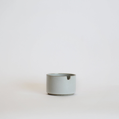 Hasami: Grey Gloss Sugar Pot
