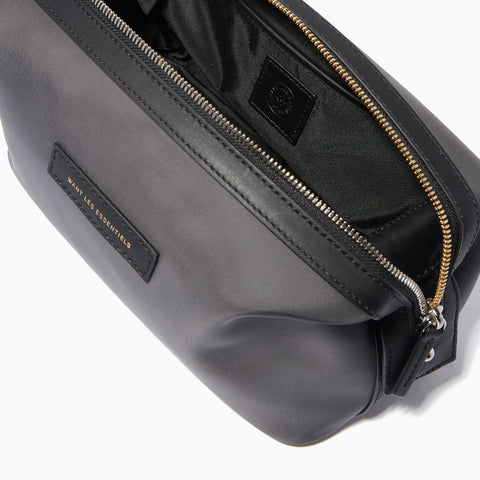 WANT Les Essentiels - Kenyatta Dopp Kit, Grey Nylon