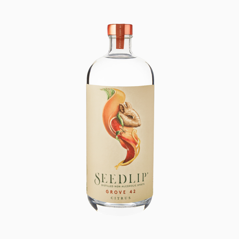 Seedlip - Grove 42 Non-Alcoholic Spirits
