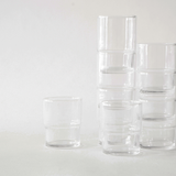 Simple Stackable Glass - 200ml